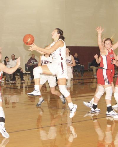 Wavelry girls basketball