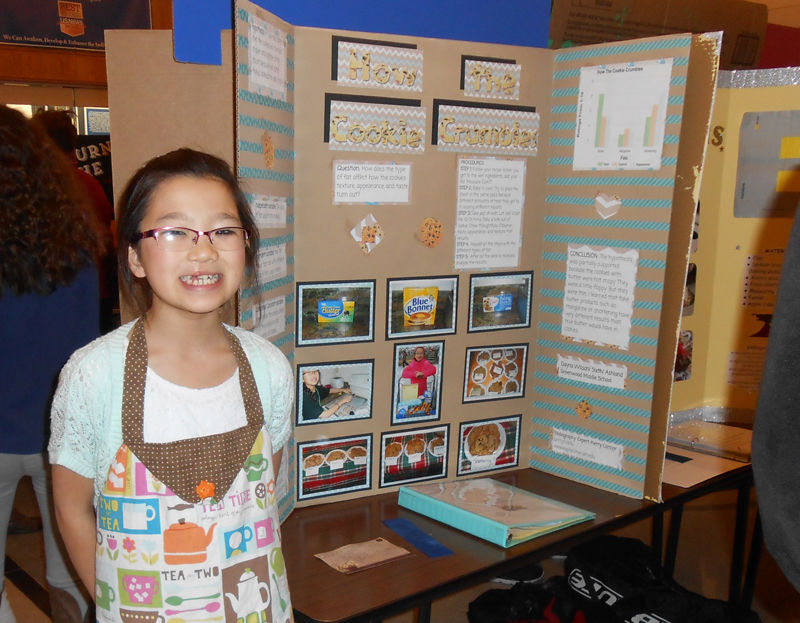 Middle school science fair projects 6th grade
