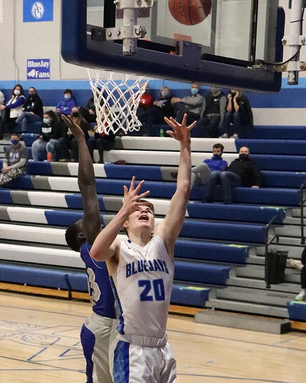 Bluejay boys basketball