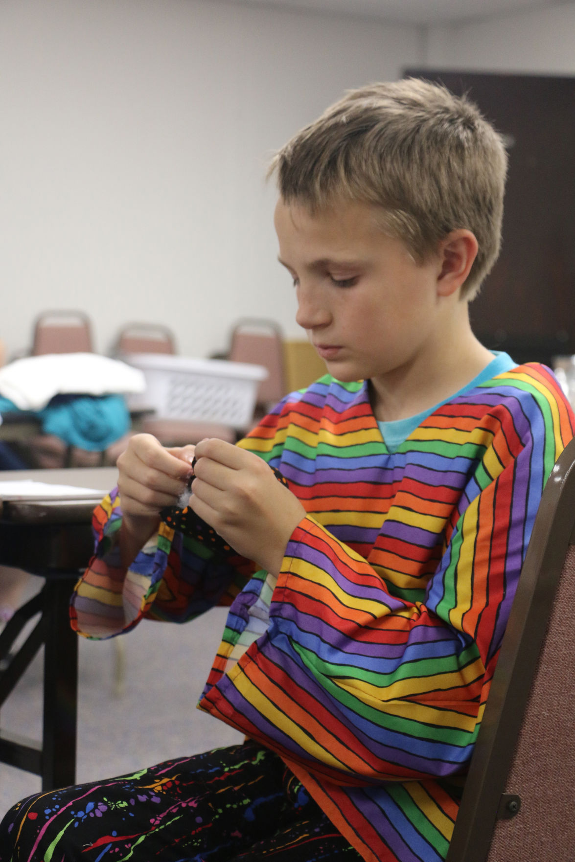 4-H Sewing