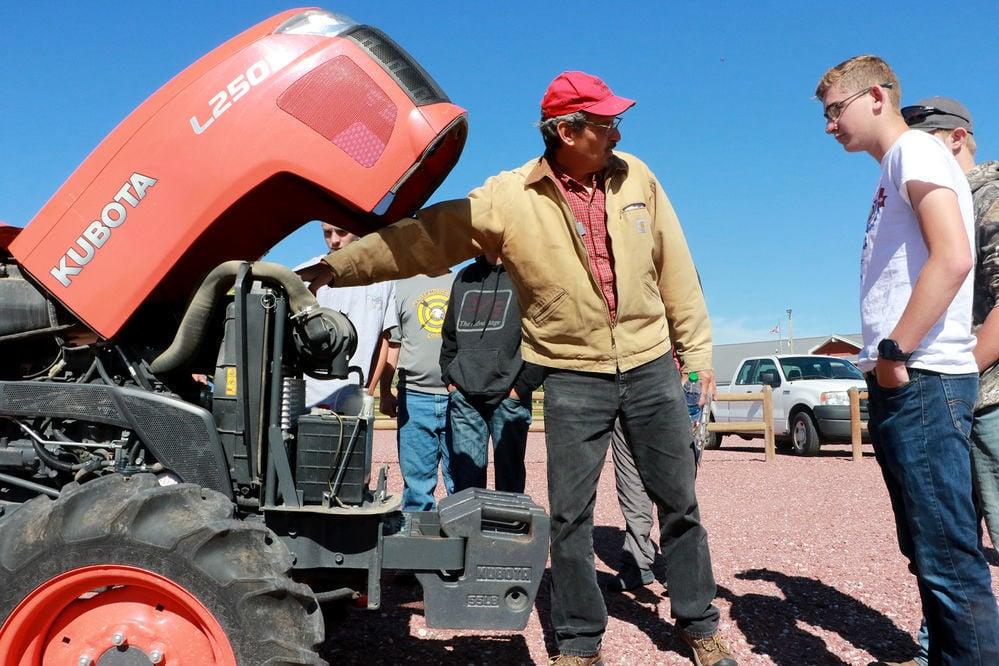 PHOTOS: Tractor Safety Course