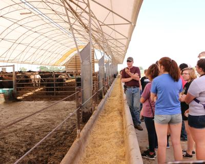 Youth Ag Tour