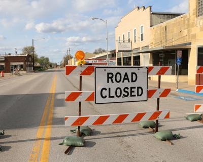 Stir-Up road closures