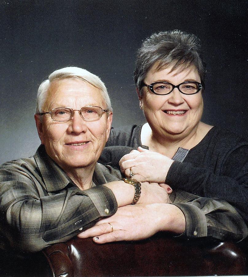 Daniel and Sharon Spicka