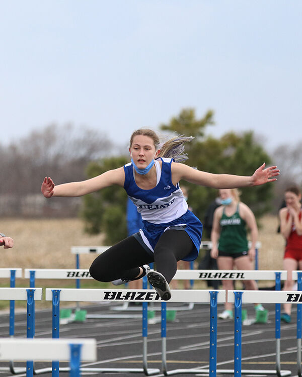 Bluejay track and field