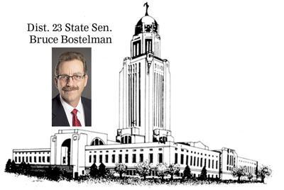 Bostelman Legislature Graphic