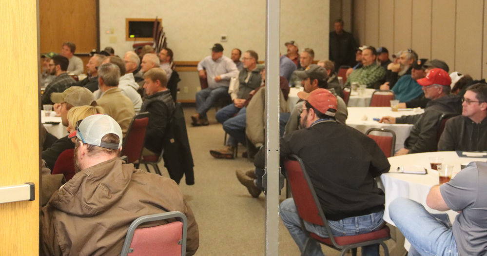 Optimism and respect punctuate annual beet growers meeting