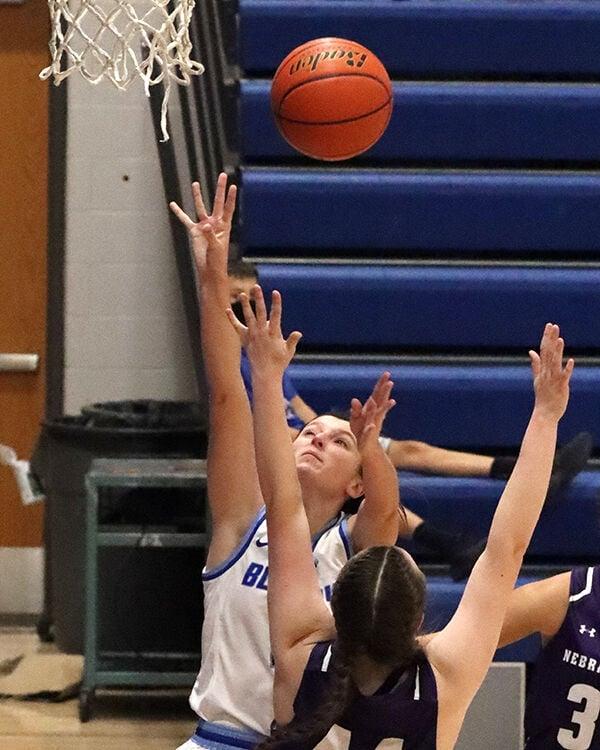 Bluejay girls basketball