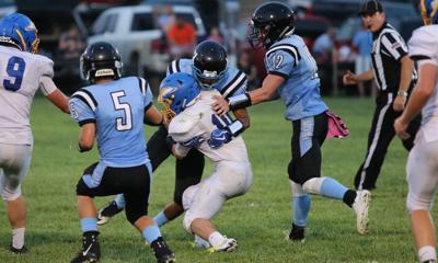 Cedar Bluffs Football
