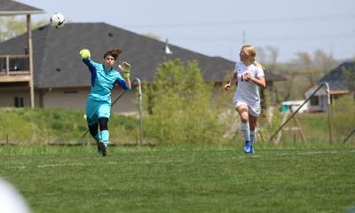 Warrior soccer