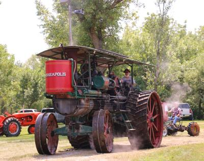 Mid-States Antique Tractor and Engine Show