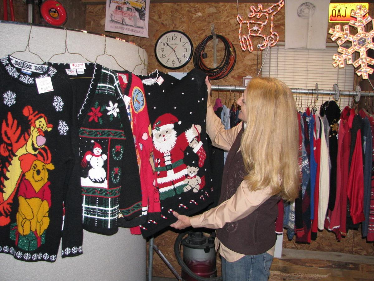 Ugly Christmas Sweater shop opens near Raymond | News | wahoo ...