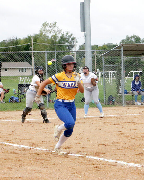 Wahoo softball