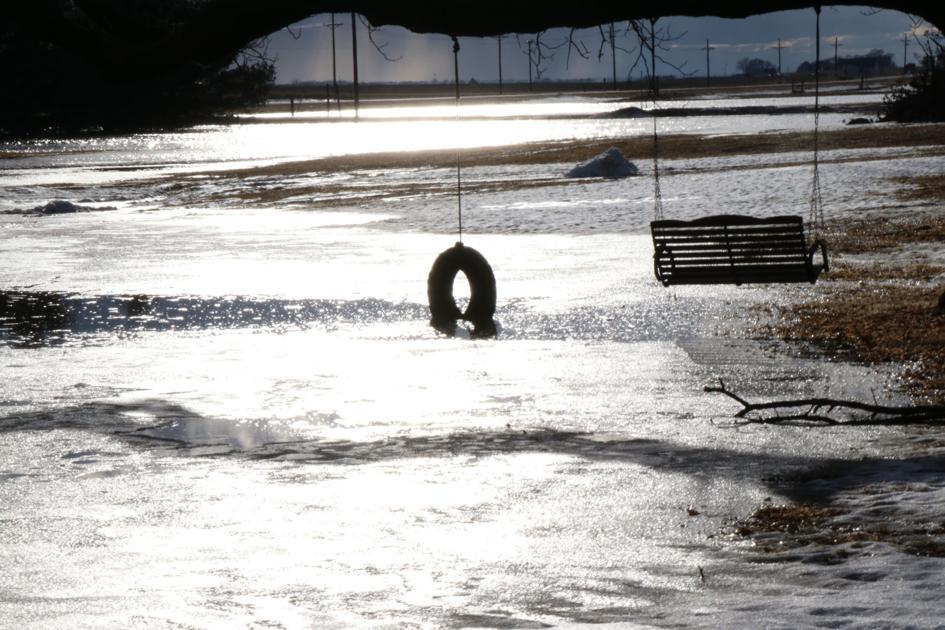 Some Roads Open Flooding Persists News Wahoo Ashland Waverly Com