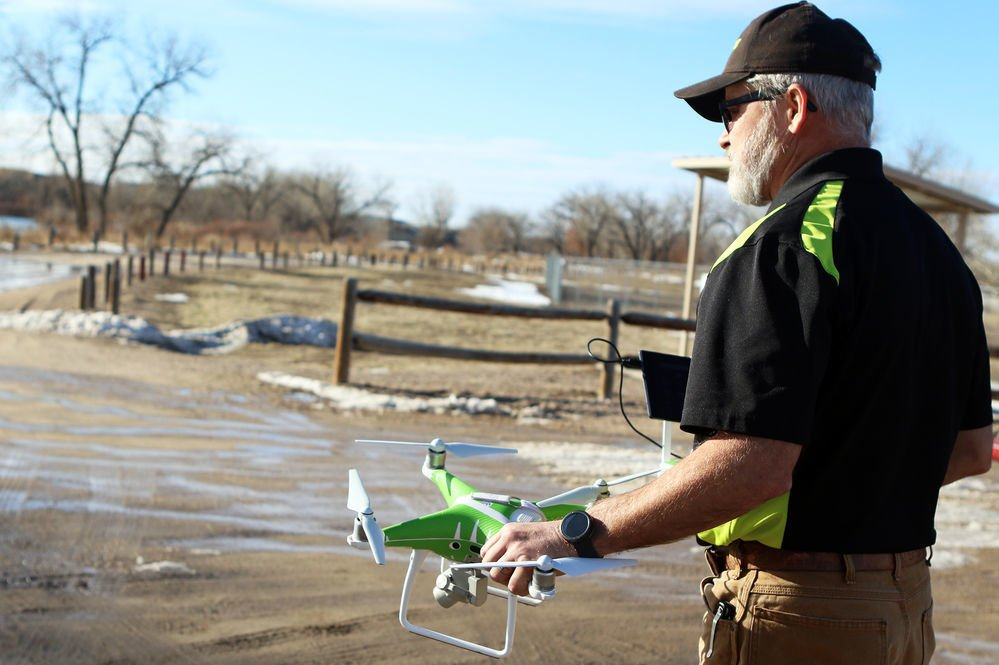 Drones being used more in agriculture for mapping, monitoring of crops