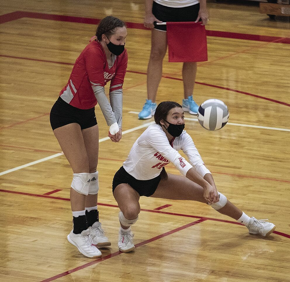 Cavalier Volleyball