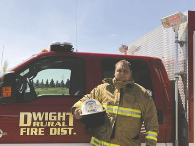 Dwight Fire Department's new chief