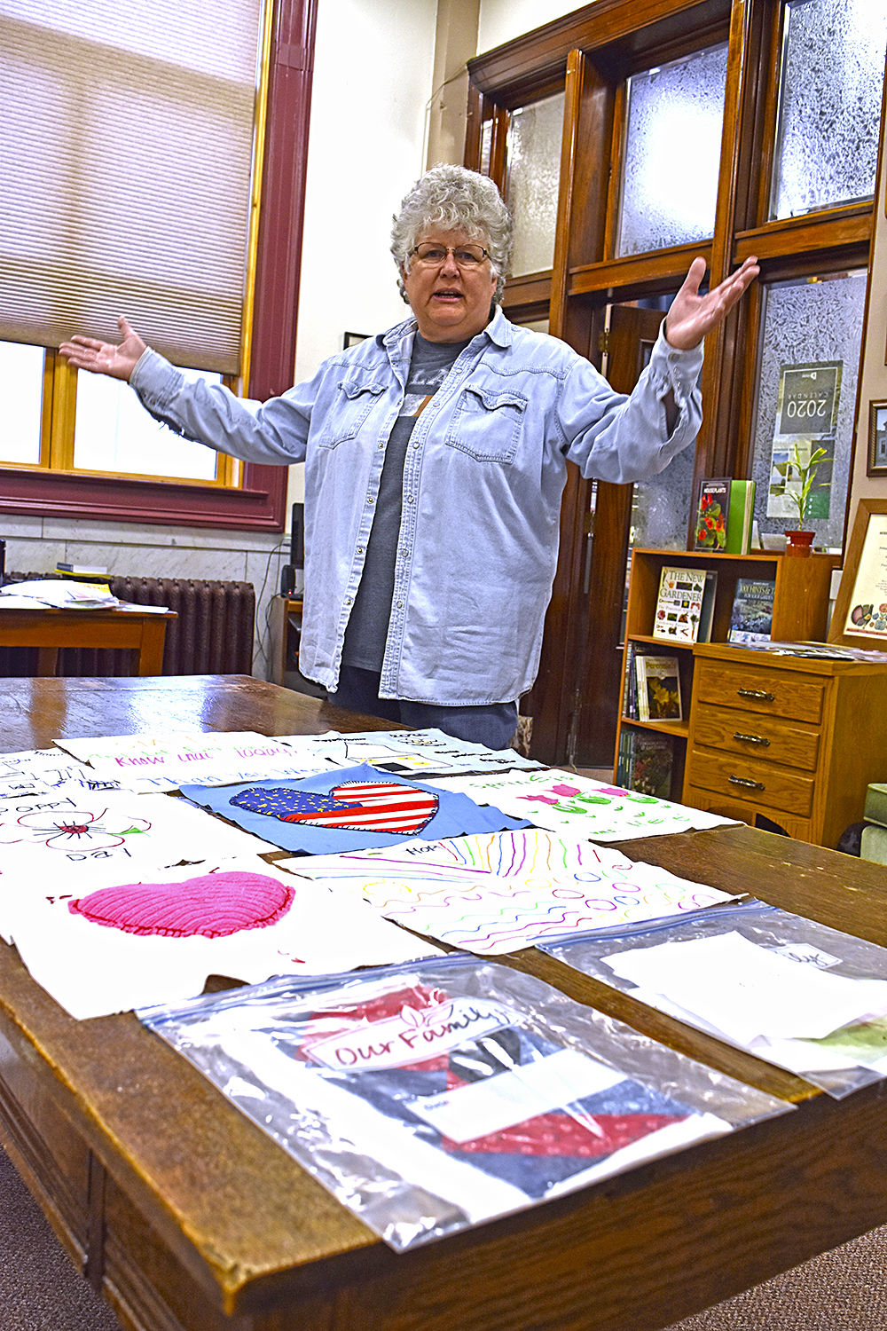 Quarantine quilt project seeks to commemorate pandemic