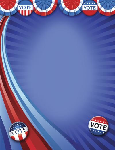 Full ballot for North Dakota primaries