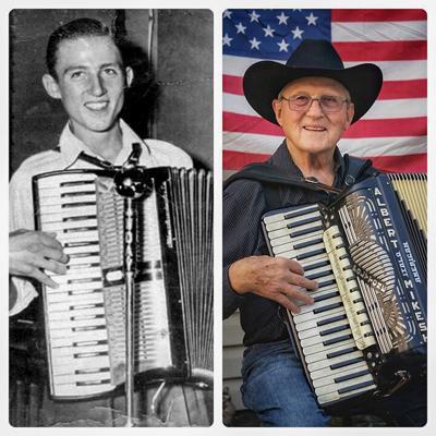 Albert Mikesh celebrating 70 years in music