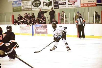 Blades get first victory of season