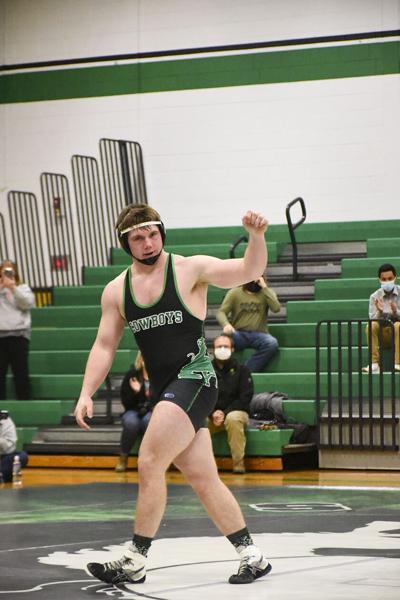 Erlandson places 2nd at Minnesota state wrestling tournament