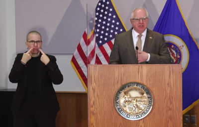 MN Gov. Walz releases revised budget