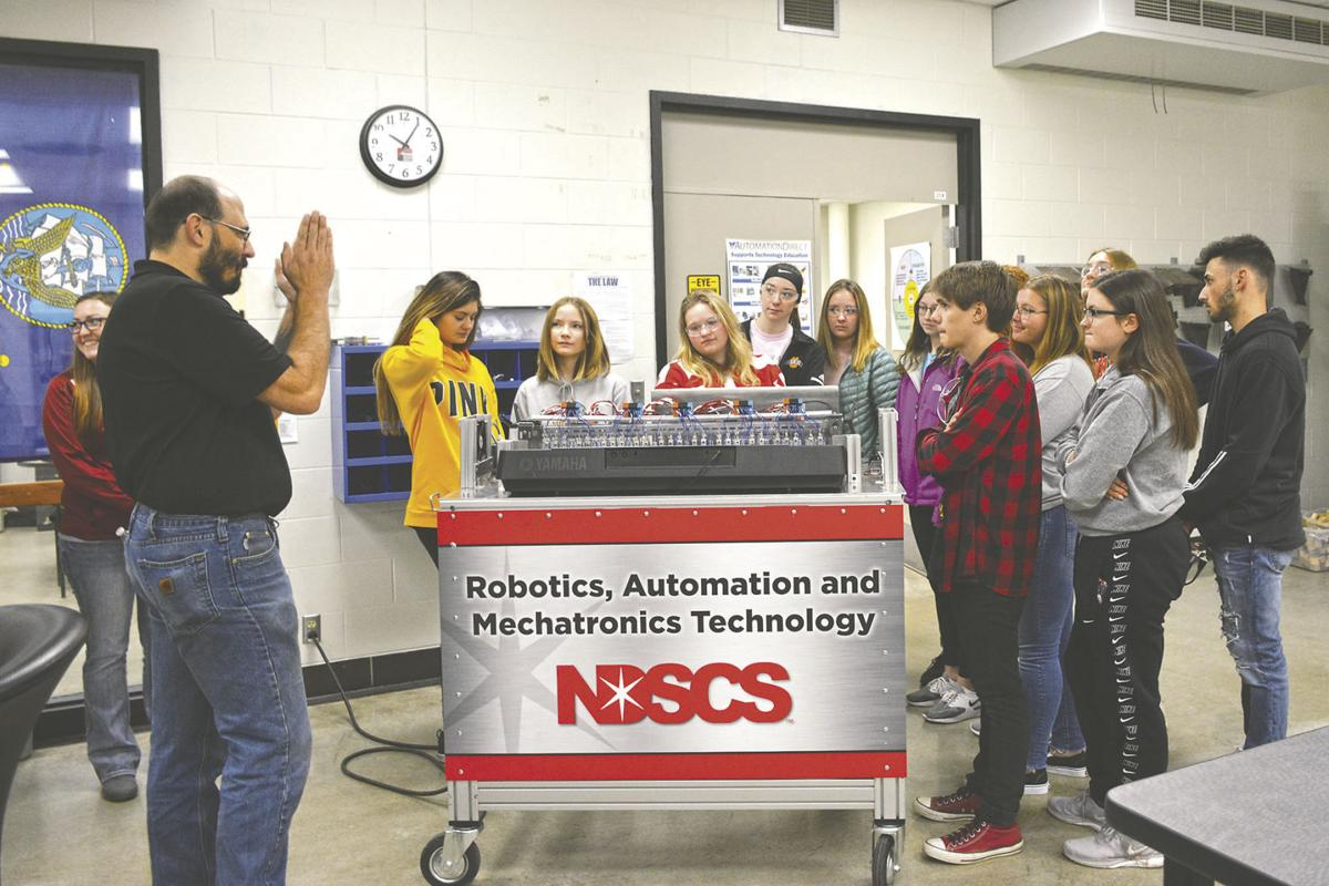 Students tour local manufacturers for National Manufacturing Day