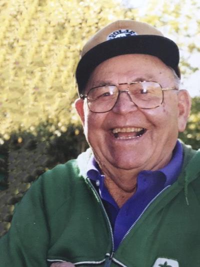 Conrad Sanden, 96