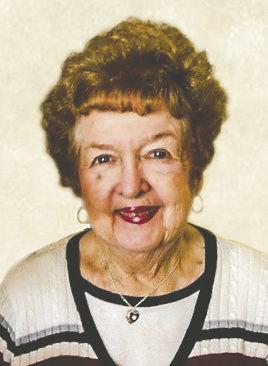 Doris Holen, 86