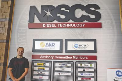 NDSCS graduate off to national competition