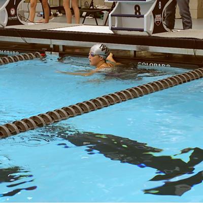 Breckenridge-Wahpeton swimming competes at West Fargo