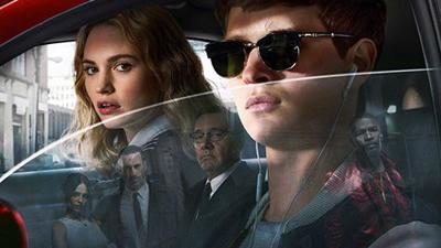 'Baby Driver' stylized, highly satisfying and oh so sweet