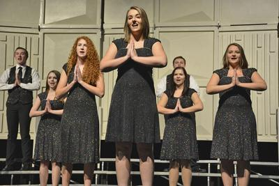 Songs to Sing: Wahpeton High School hosts first vocal music
