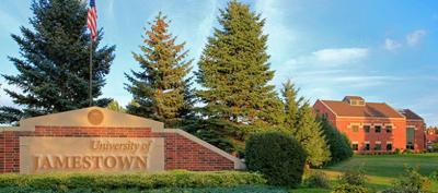 Barton, Sander make spring dean's list at University of Jamestown