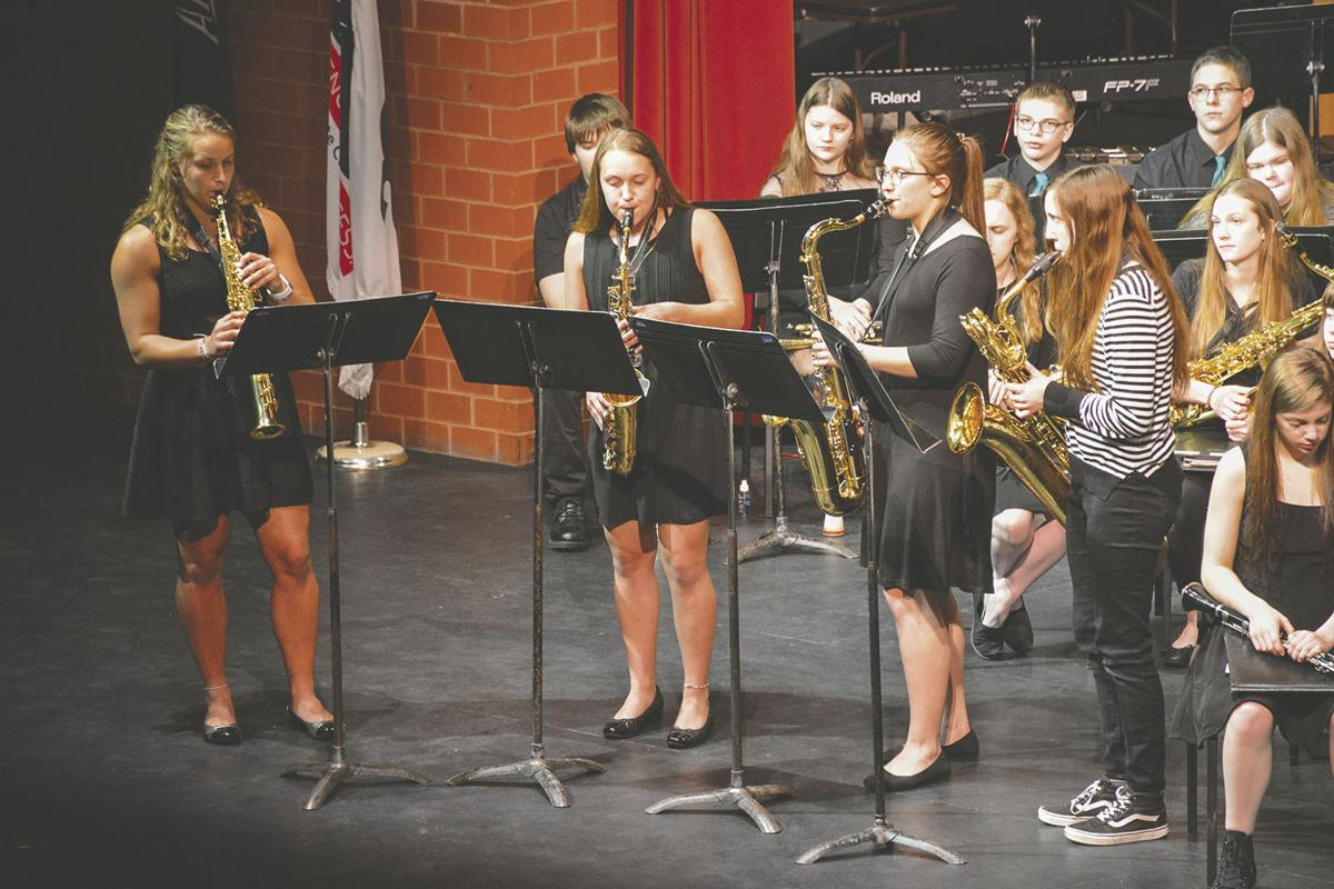 Outstanding Performance winners named at concert