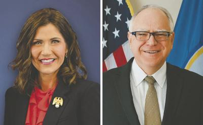 Walz, Noem ask Trump to tap the brakes on small refinery waivers