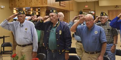 Legion Post No. 88 pays tribute to 13 killed