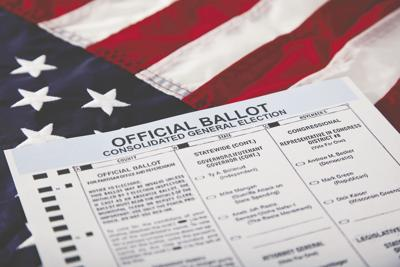 Applications coming in mail for ND primary voting