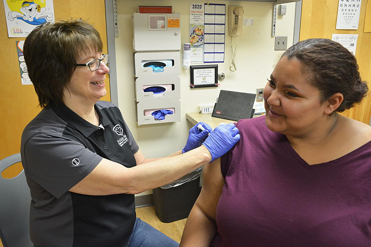 Richland County Health is sending HPV back to school