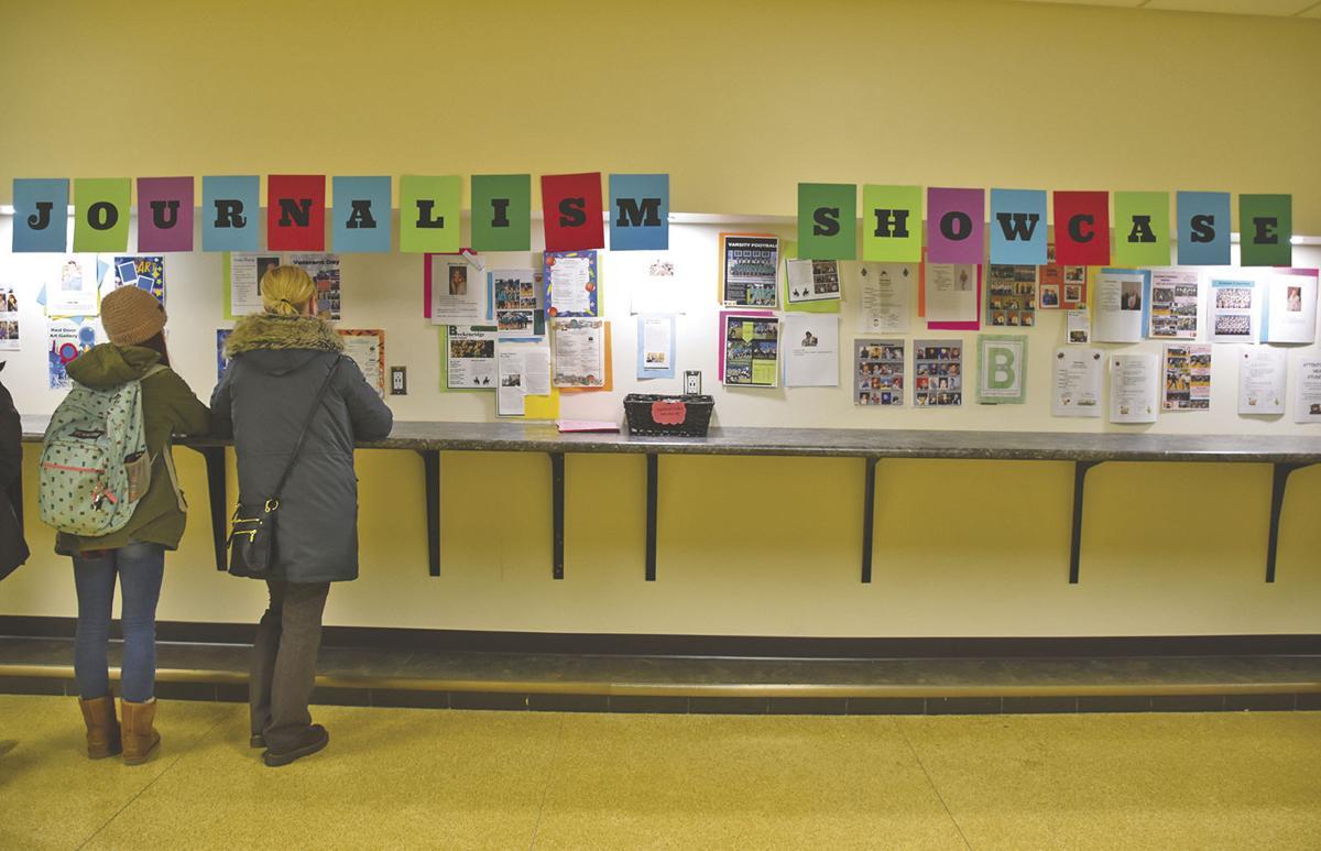 Breckenridge holds Student Showcase