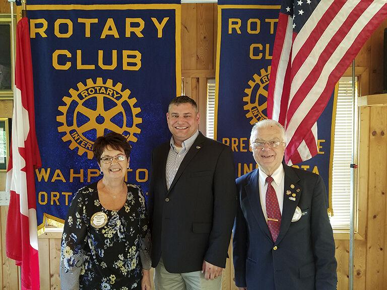 Rotary Club turns 100