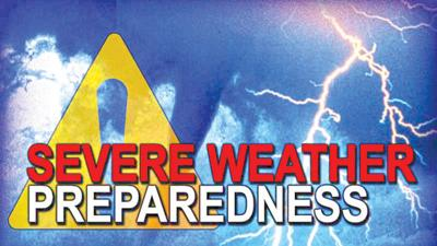 Learn how to stay safe in severe weather