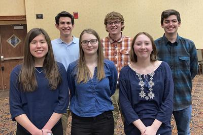 Fairmount HS takes second in State Academic Olympics