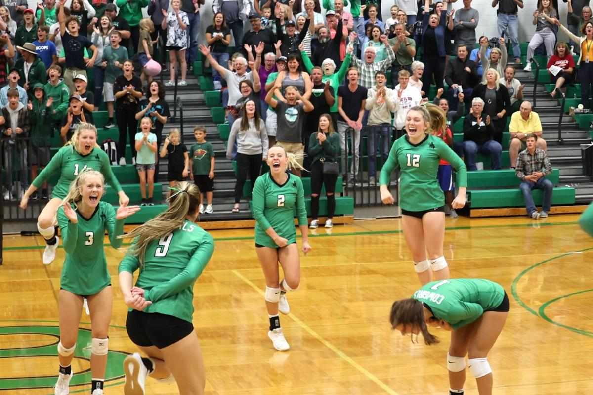 Cowgirls victorious in Highway Nine Rivalry