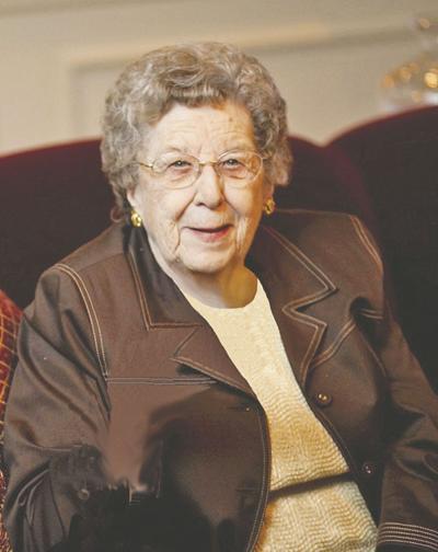 Sue Miller, 91