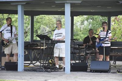 Music in the Park opens for '21