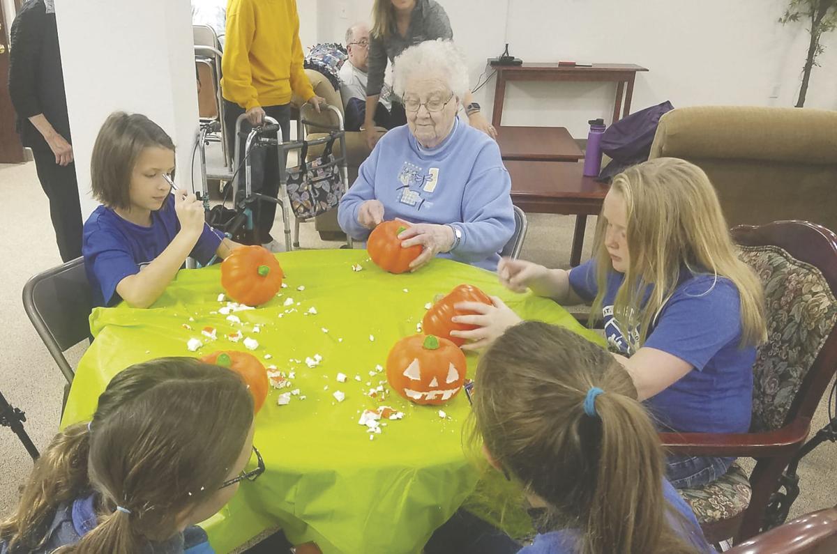 St. Mary's School serves community