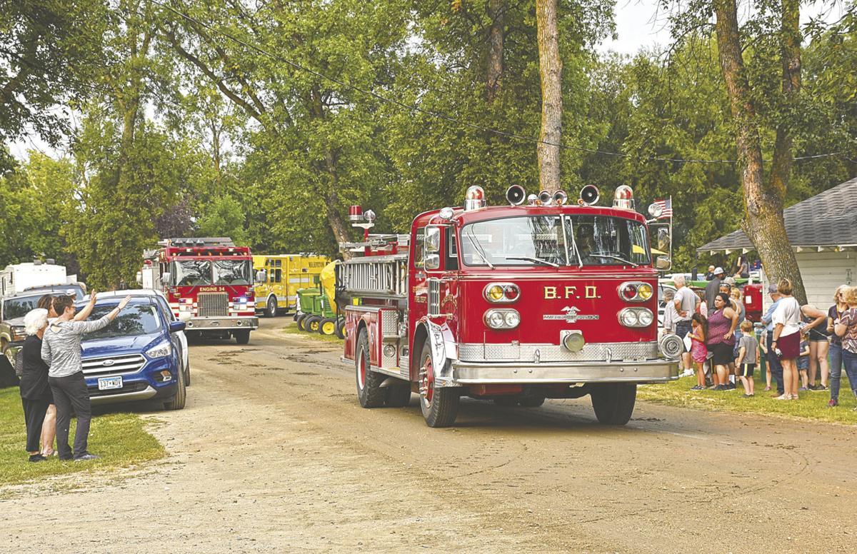Fair preview photo fire truck