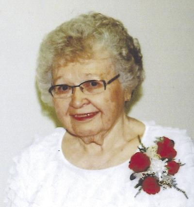 Verna Lorine (Foss) Leedahl, 92